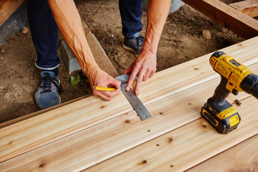 building a deck Melbourne